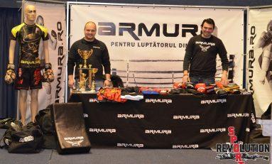 Oraşul Târgu-Mureş, gazdă pentru Cupa Armura la Kickbox