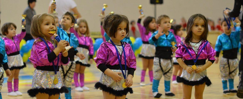Steluţele graţioase ale dansului
