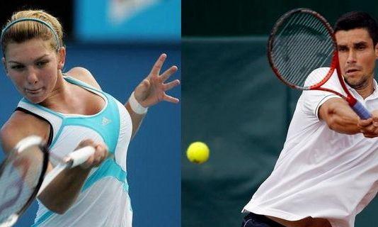 Indian Wells: Halep, în optimi. Hănescu pierde cu Djokovic