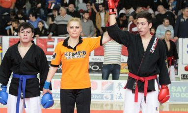 Regal de Kempo la Centrul Sportiv Apollo