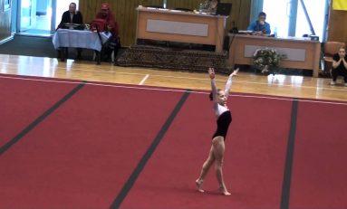 Echipa României, locul 5 la concursul internațional de gimnastică artistică de la Montreal
