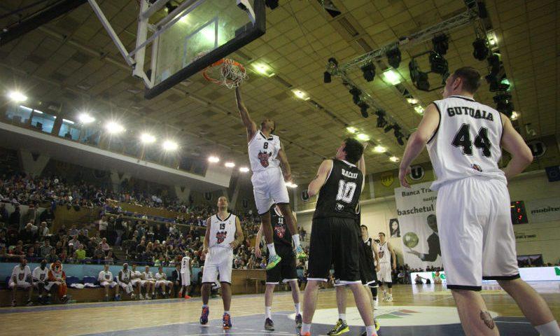 Sudul a învins Nordul în All Star Game-ul baschetului românesc