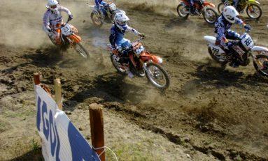 Circuitul de la Prundu este deja pregătit pentru primul start al sezonului în Motocross Cup