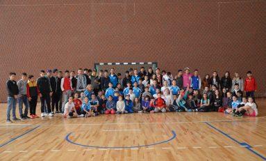 """""""Şcoala altfel"""" a început şi la Centrul Sportiv Apollo!"""