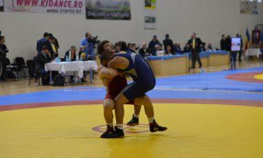 Turneu internaţional de lupte, la Centrul Sportiv Apollo