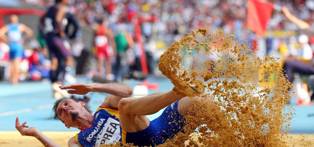 """""""Struţul"""" vrea la Rio!"""