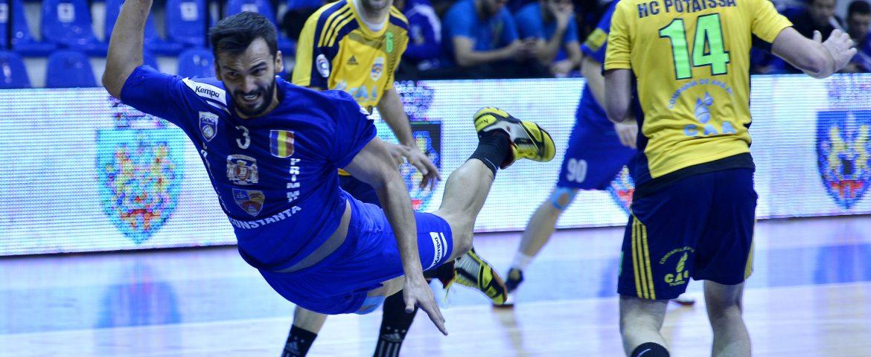 HCM Constanţa ţinteşte Final Four-ul Cupei EHF