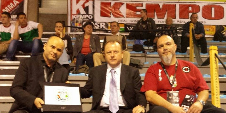 Marius Vizer, Preşedintele SportAccord, prezent la Campionatele Mondiale de Kempo