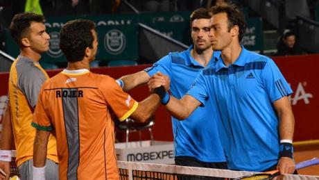 Tecău și Rojer, la un pas de finala turneului de dublu la BRD Năstase Țiriac Trophy