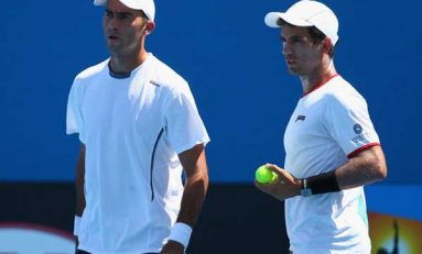 Tecău şi Rojer, în turul doi pe tabloul de dublu al turneului BRD Năstase Ţiriac Trophy