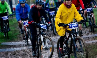 670 de ciclişti, eroii Riders Club la ZIUA B