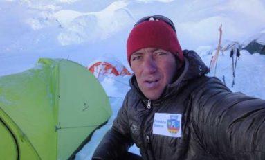Horia Colibăşanu, în încercarea de a ajunge pe Everest, fără oxigen