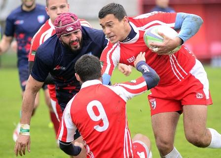 Rugby: Steaua  triumfă pe terenul lui Dinamo