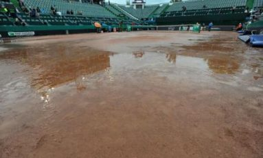 Meciurile de la BRD Năstase Ţiriac Trophy, amânate din cauza ploii
