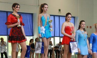 Prințesele patinajului artistic pe role! Româncele au cucerit opt medalii la CM din Spania