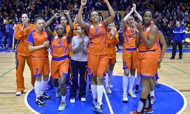 Titlul național la baschet feminin revine în Târgoviște