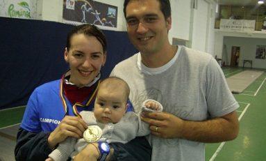 Ce revenire! Simona Gherman este noua campioană națională la spadă!
