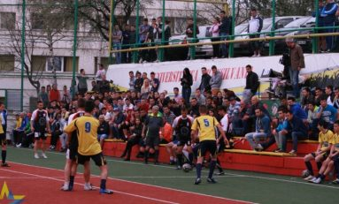 Turneul final al Campionatului Universitar de minifotbal, gata de start!