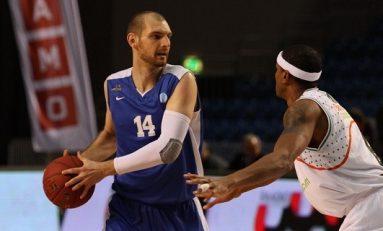 Vlad Moldoveanu luptă pentru titlul național de baschet masculin în Estonia