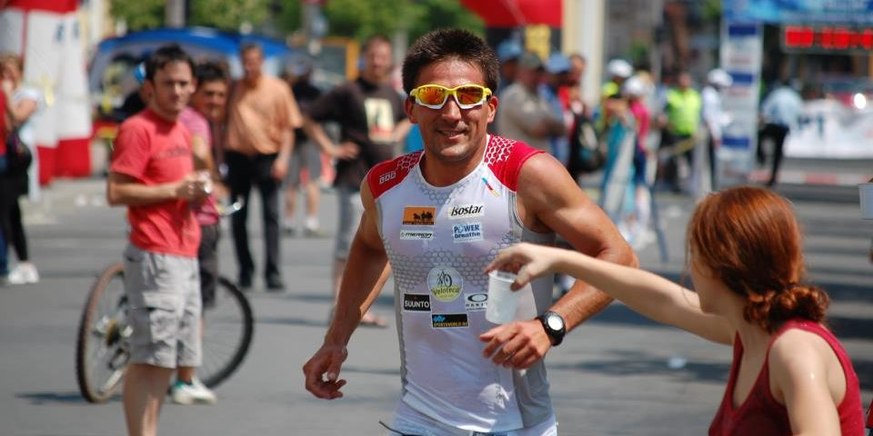 Ciprian Bălănescu participă la Campionatul Mondial de Duatlon de la Pontevedra