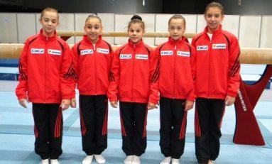 Bronz românesc pentru echipa de junioare la Europenele de gimnastică artistică