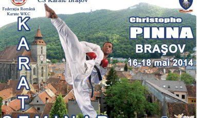 Un maestru de Karate WKC pregăteşte lotul naţional pentru Campionatul European
