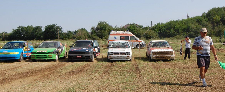 Auto: Începe Campionatul Naţional de Rally Cross