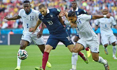 Rezultate interesante în a patra zi a Campionatului Mondial de Fotbal