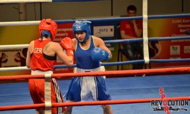 Steluţa Duţă, din nou campioană europeană la box feminin