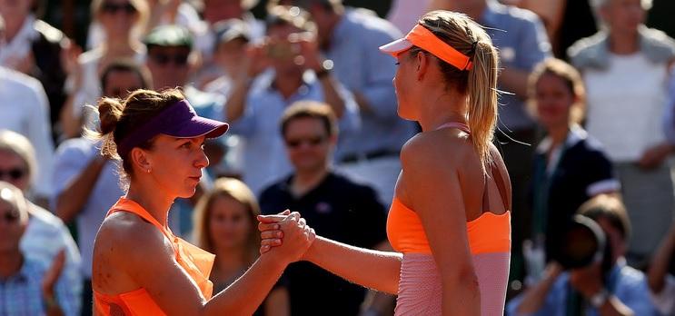 Maria Sharapova, desemnată de WTA cea mai bună jucătoare din luna mai. Simona Halep a fost preferata fanilor