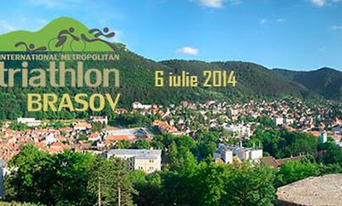 International Metropolitan Triathlon Braşov, primul concurs de triatlon de şosea din acest an