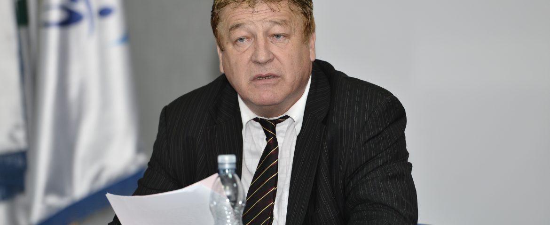 Adrian Ciobanu, reales în funcţia de preşedinte al Federaţiei Române de Patinaj