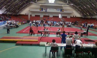 Gimnastică: La Oneşti vor avea loc C.N. pentru echipe - juniori I şi II