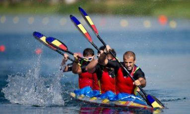 Kaiac-canoe: Românii au cucerit 12 medalii la C.E. pentru juniori şi tineret
