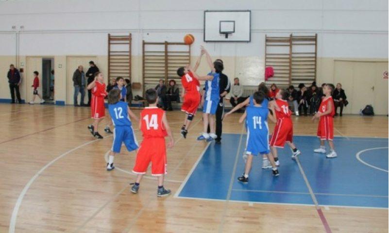 Liga Naţională de Mini şi Baby Baschet va avea loc la Craiova