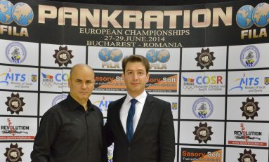 Europenele de Pankration, organizate la București sub egida FR Kempo