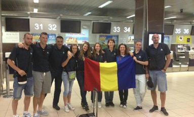 Echipele naţionale de baschet 3x3 ale României au plecat la CM de la Moscova