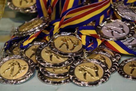 28 de medalii româneşti în primele două zile ale CE de Karate WUKF