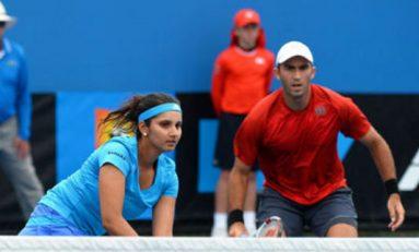Tecău şi Mirza s-au calificat în optimile probei de dublu mixt de la Wimbledon