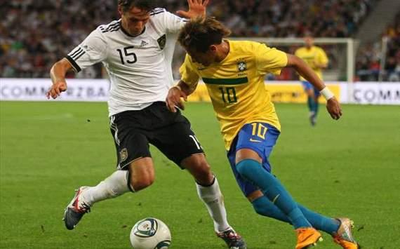 Brazilia – Germania, prima semifinală a CM