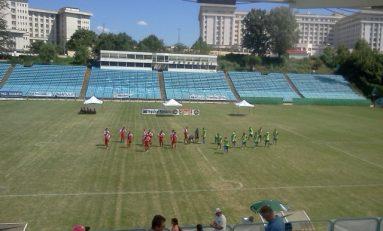 Oină: Frontiera Tomis a terminat pe primul loc Turneul I Play-Off al C.N. pentru seniori