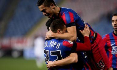 Stromsgodset - Steaua 0-1, în prima manșă a turului II preliminar al Ligii Campionilor