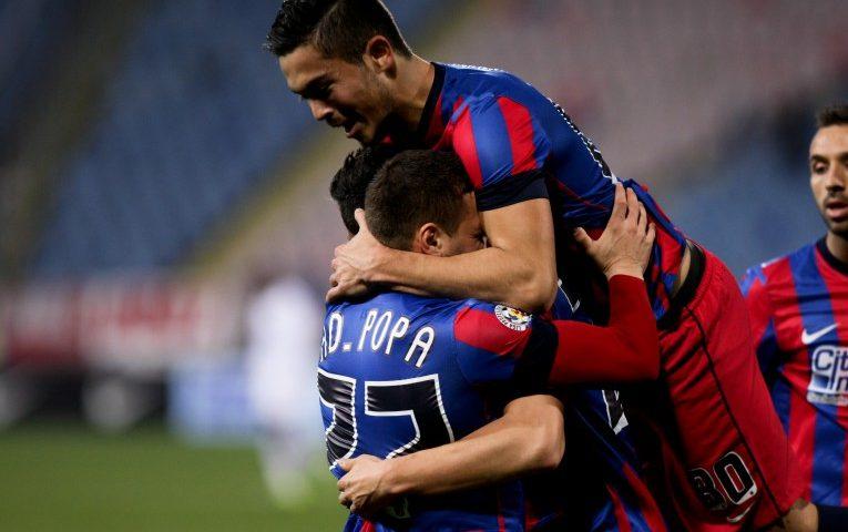 Stromsgodset – Steaua 0-1, în prima manșă a turului II preliminar al Ligii Campionilor