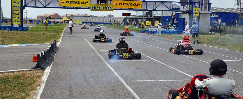 Etapa a V-a a Campionatului Naţional de Karting se va desfăşura la Bucureşti