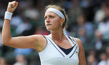 Kvitova, din nou campioană la Wimbledon