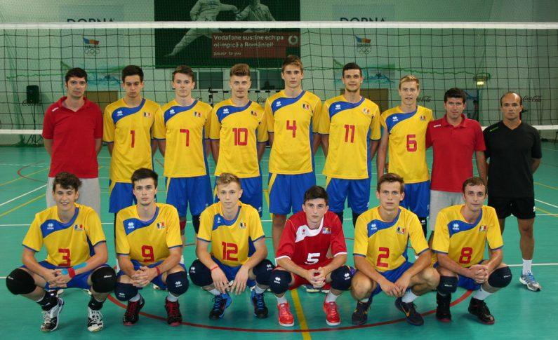 România câștigă Campionatul Balcanic