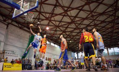 Luni încep înscrierile la Turneul 3 Sport Arena Streetball!
