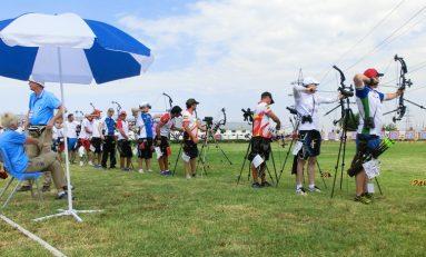 Românii au încheiat cu rezultate bune Europeanul de Tir cu Arcul din Armenia