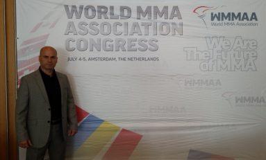 Amatto Zaharia, primul romândin conducerea mondială a MMA-ului