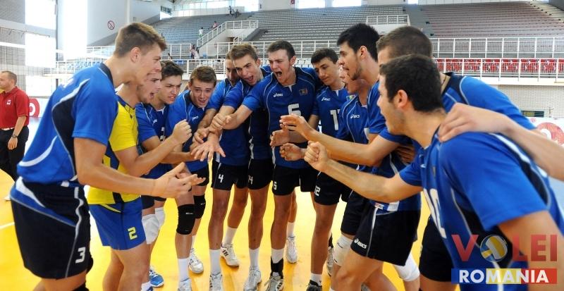 România, lideră în clasamentul Campionatului Balcanic de la Izvorani